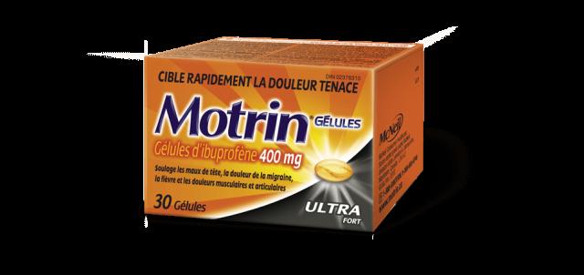 Gélules MOTRIN®
