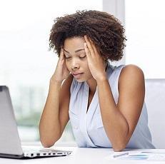 Adult Headache pain